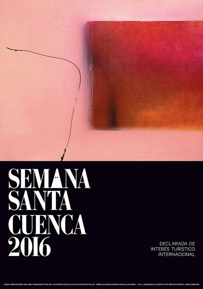 Cartel de la Semana Santa de Cuenca 2016