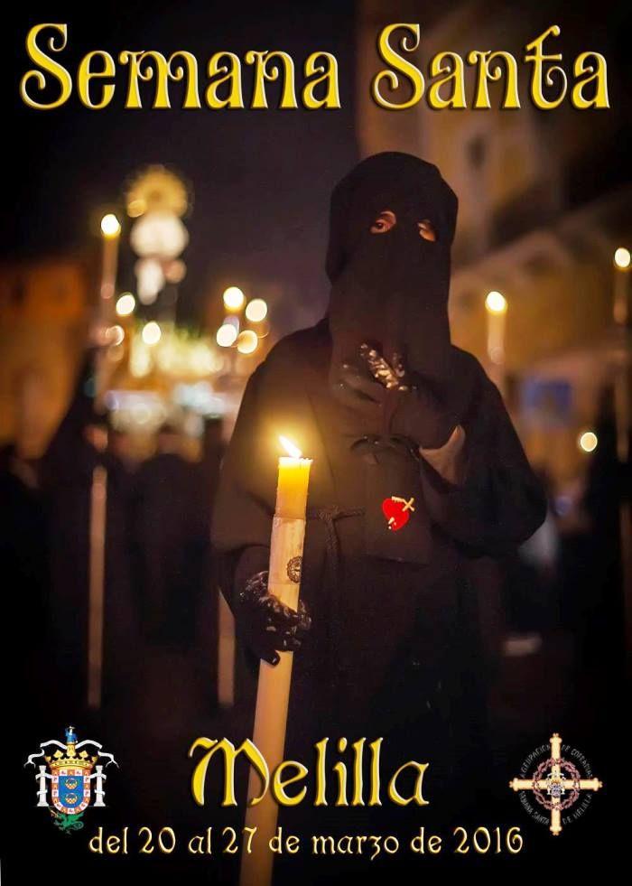 Cartel de la Semana Santa de Melilla 2016