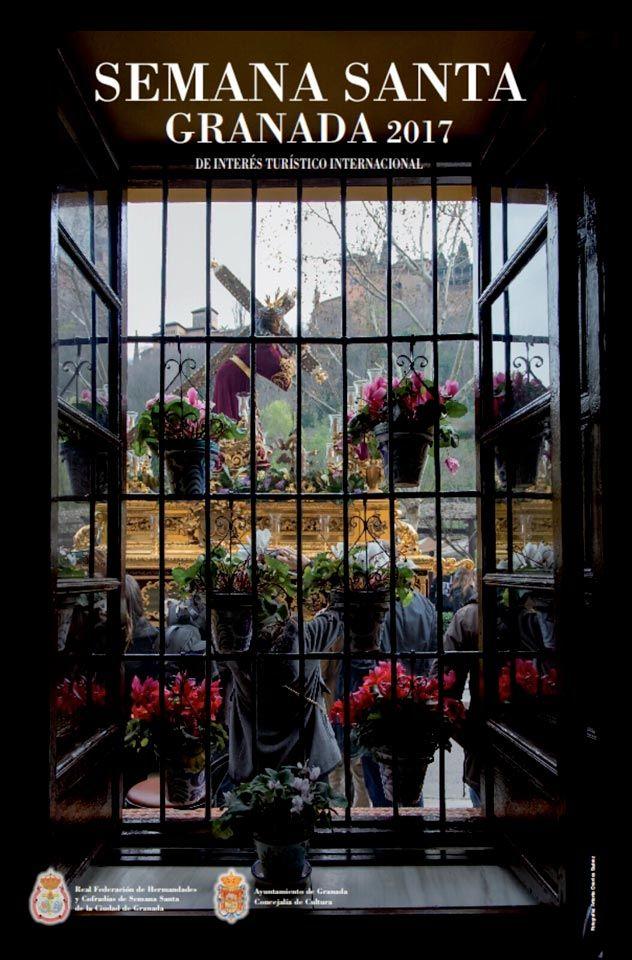 Cartel de la Semana Santa de Granada 2017