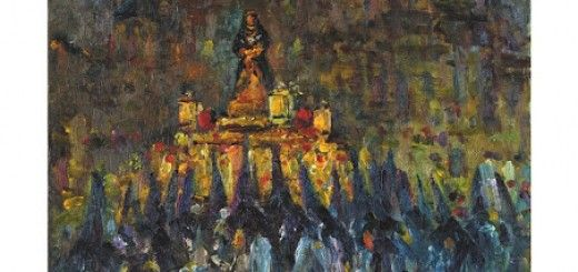 Cartel de la Semana Santa de Murcia 2017