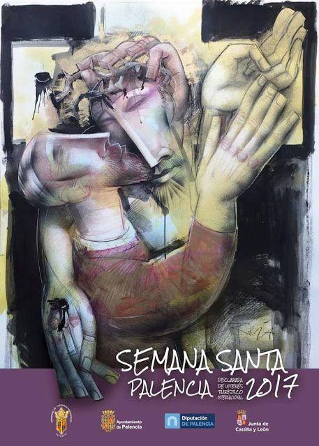 Cartel de la Semana Santa de Palencia 2017