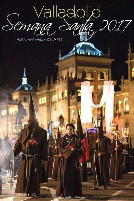 Cartel de la Semana Santa de Valladolid 2017