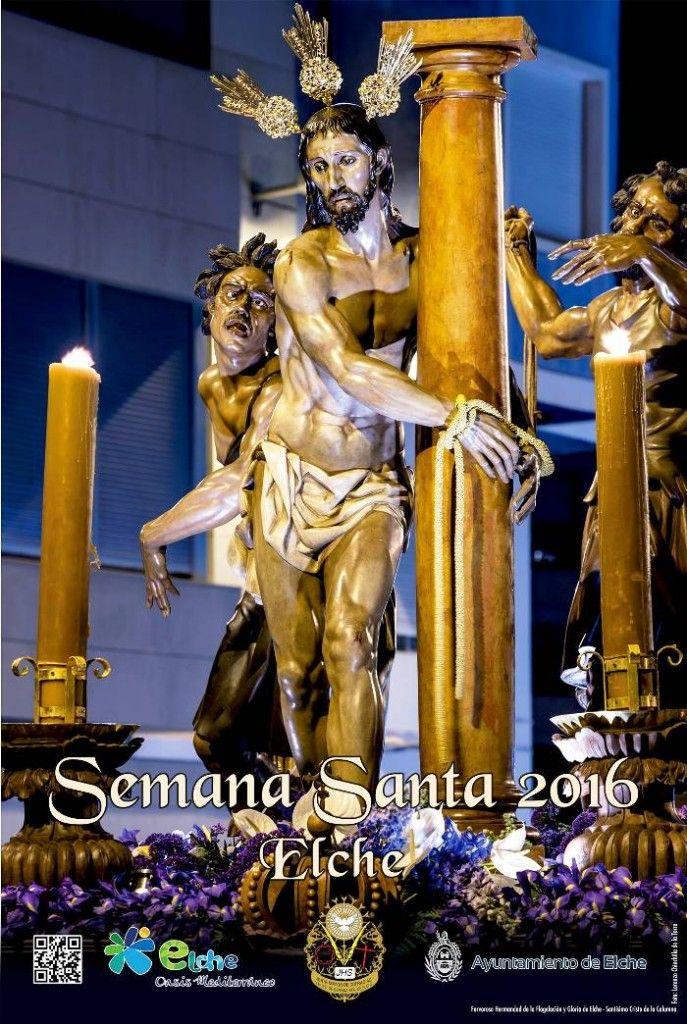 Cartel Semana Santa Elche 2016