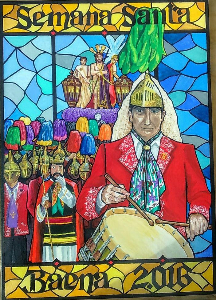 Cartel Semana Santa de Baena 2016