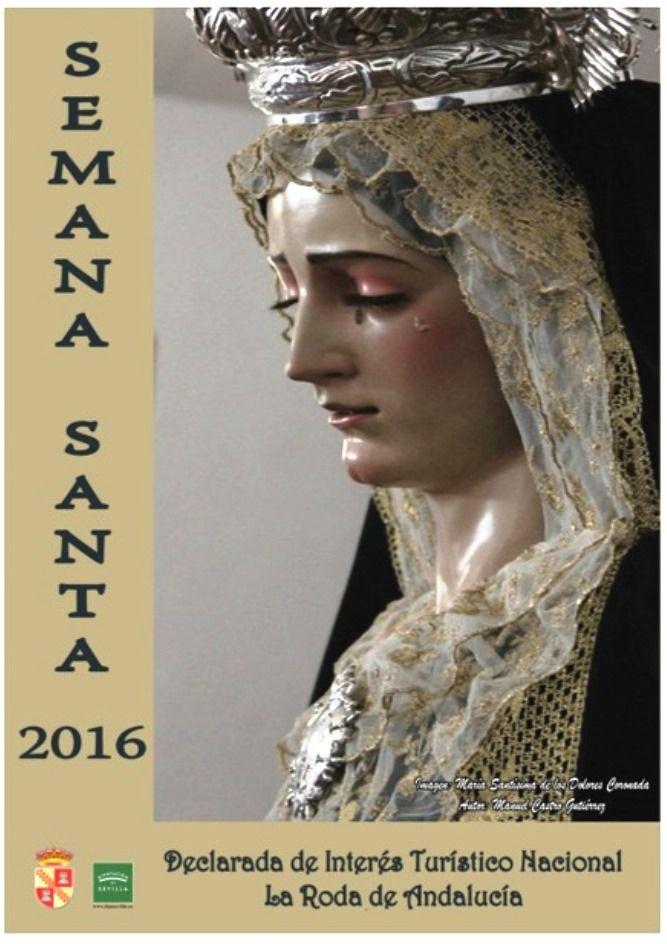 Cartel de la Semana Santa de La Roda 2016