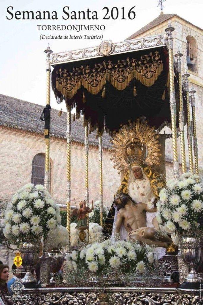 Cartel de la Semana Santa de Torredonjimeno 2016