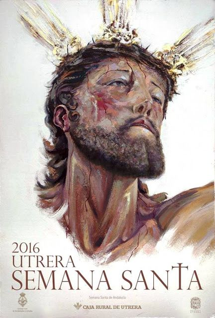 Cartel de la Semana Santa de Utrera 2016