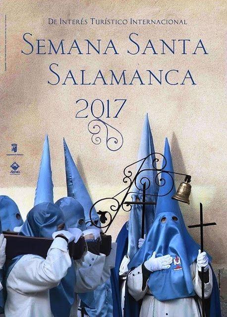 Cartel Semana Santa Salamanca 2017