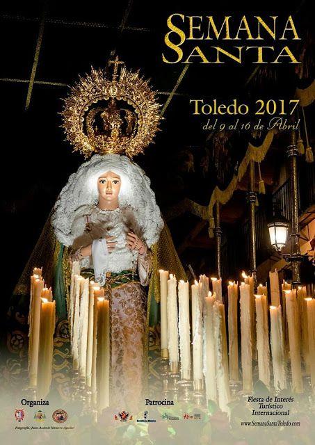 Cartel Semana Santa de Toledo 2017