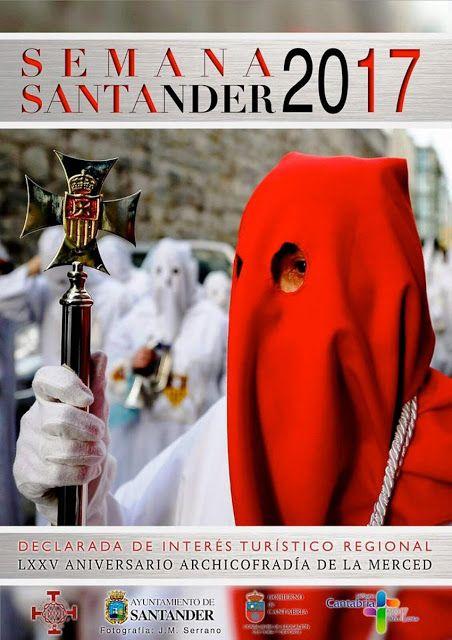 Cartel Semana Santa de Santander 2017