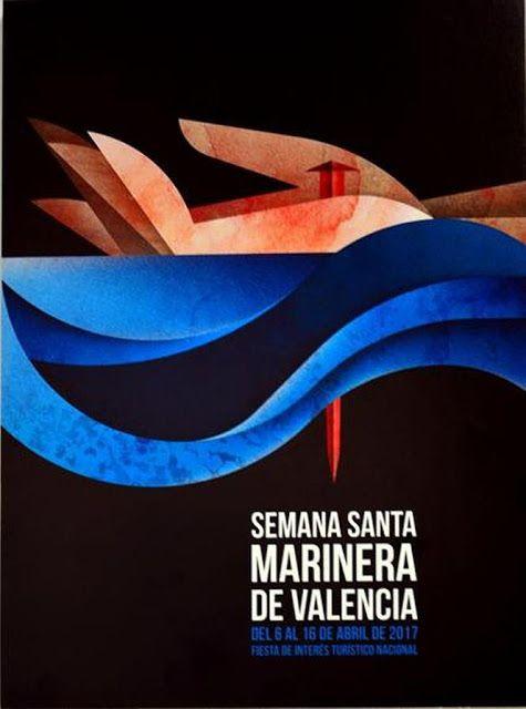 Cartel Semana Santa de Valencia 2017