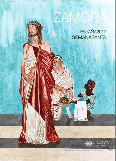 Cartel Semana Santa de Zamora 2017