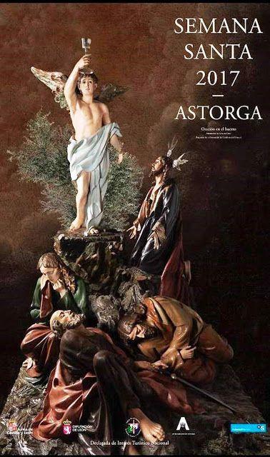Cartel de la Semana Santa de Astorga 2017