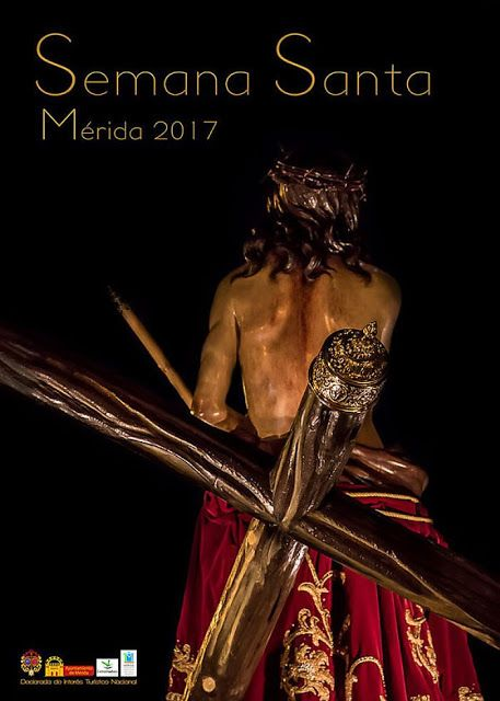 Cartel de la Semana Santa de Merida 2017