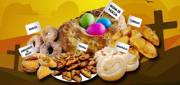 Dulces de Semana Santa