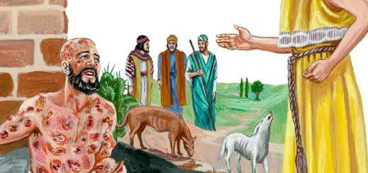 La fe del Santo Job
