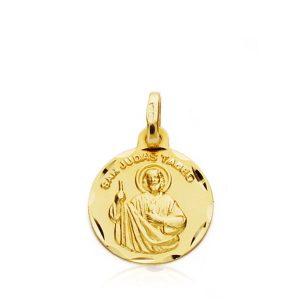 medalla de virgenes