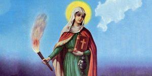 Quién fue Santa Marta