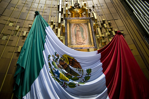 cómo se celebra semana santa en méxico