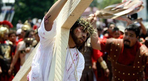 días de la semana santa en méxico