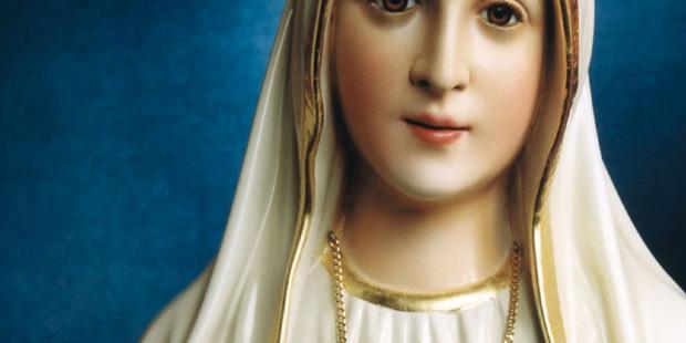 Ave María oración