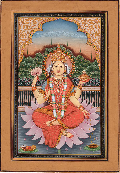 arte religioso hindu