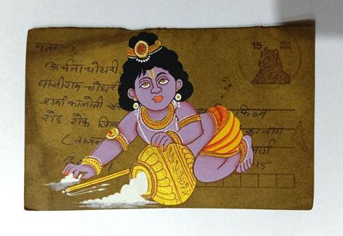 arte religioso india